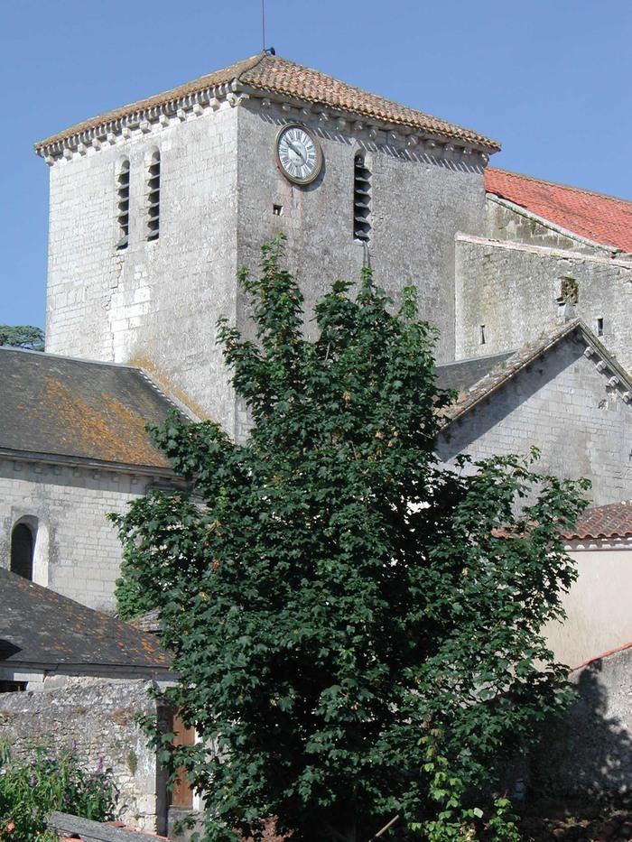 Journées du patrimoine 2019 - Visite commentée de l'église d'Angles et sa crypte
