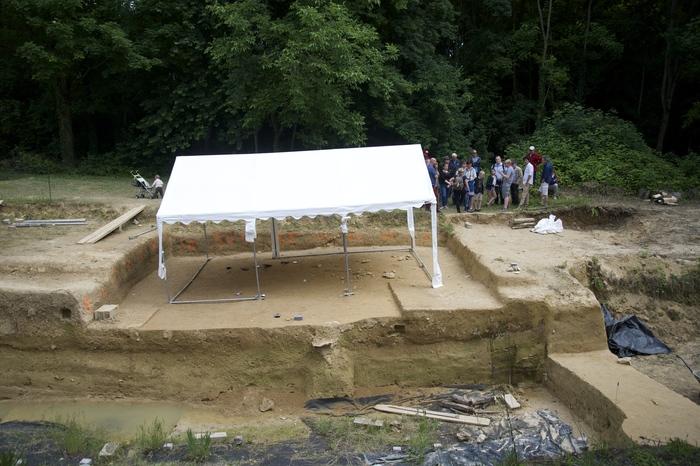 Journées du patrimoine 2020 - L'environnement à Etiolles au Paléolithique - échange avec un archéologue