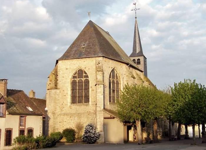 Journées du patrimoine 2019 - Église Saint-Rémi de Domats