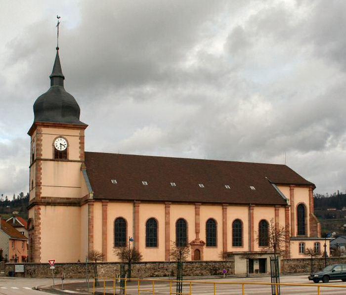 Journées du patrimoine 2019 - Visite de l'église Saint-Blaise