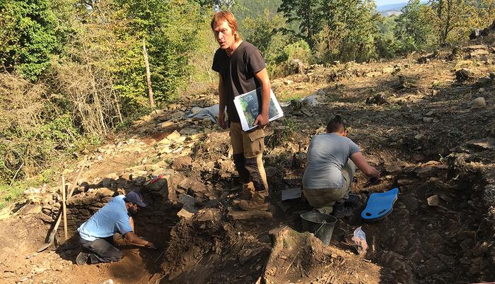 Journées du patrimoine 2020 - Visite sur site et découverte du Mont Châtel