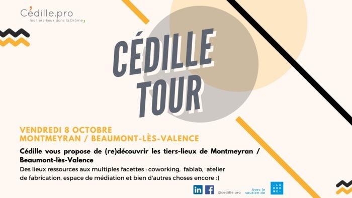 CÉDILLE TOUR - Montmeyran / Beaumont-lès-Valence