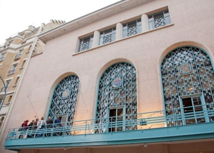 Journées du patrimoine 2019 - Visite guidée du Palais des Congrès d'Issy