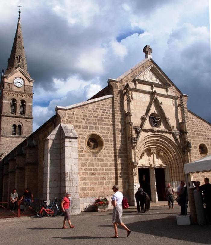 Journées du patrimoine 2020 - Visite guidée de l'Eglise Saint Georges 11è siècle