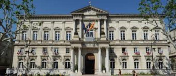 Journées du patrimoine 2019 - Exposition à l'Hôtel de Ville d'Avignon