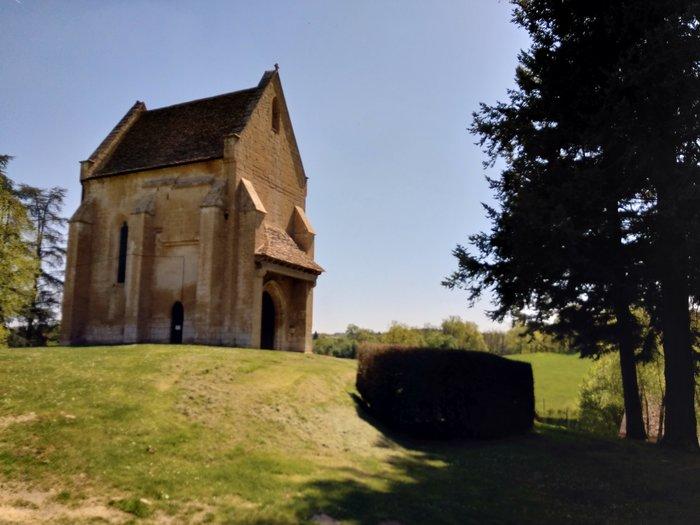 Journées du patrimoine 2020 - Visite guidée de la Chapelle du Cheylard