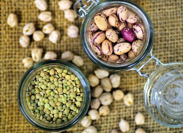 Les proteines végétales avec Charlotte Dupart