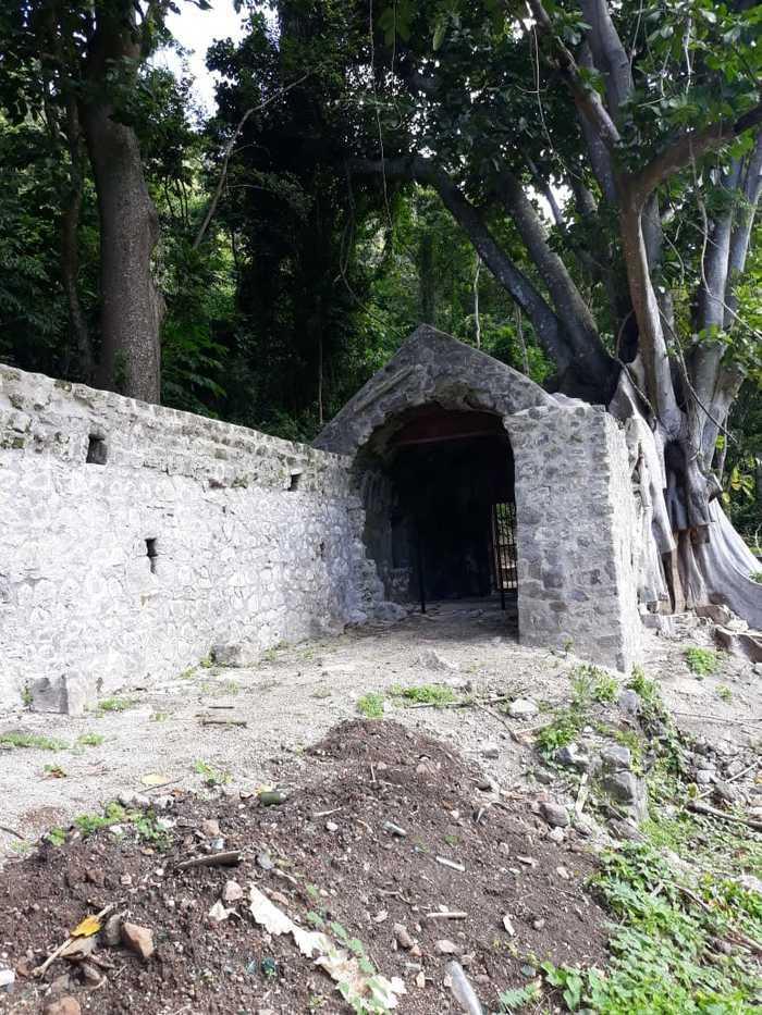 Journées du patrimoine 2020 - Visite commentée de la Poudrière du Houëlmont