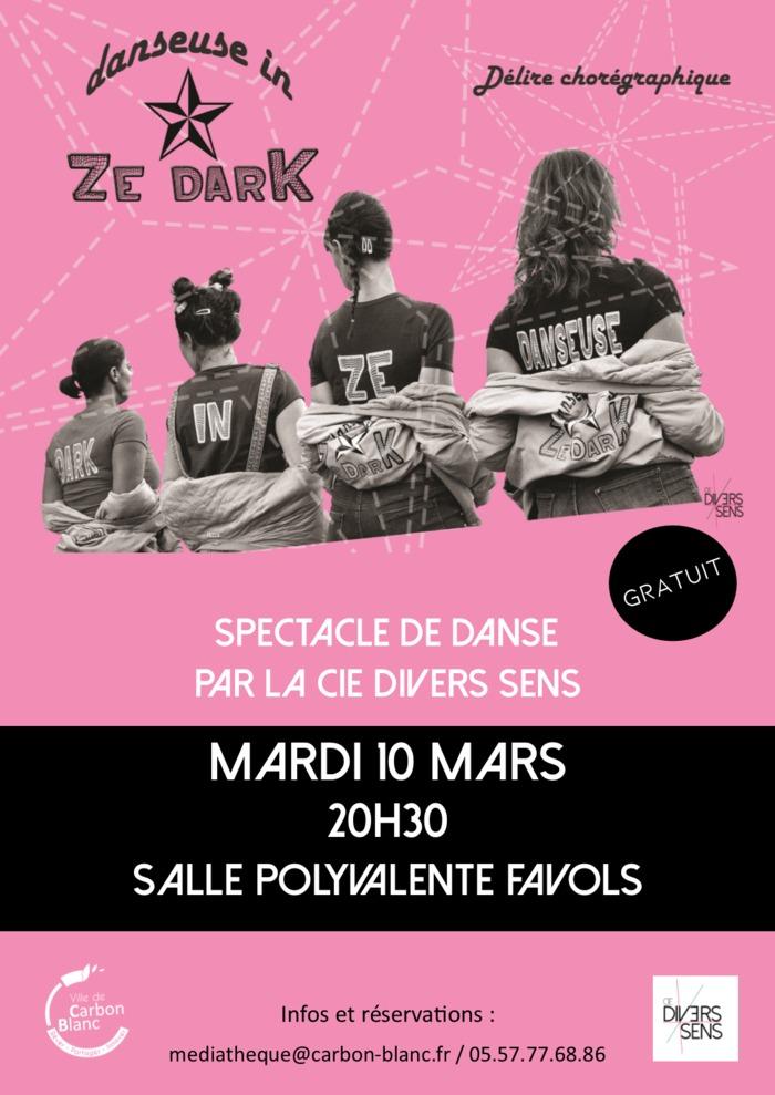 Danseuses in ze dark