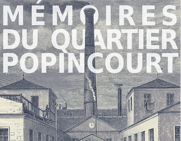 Journées du patrimoine 2020 - Balade Mémoire du Quartier Popincourt