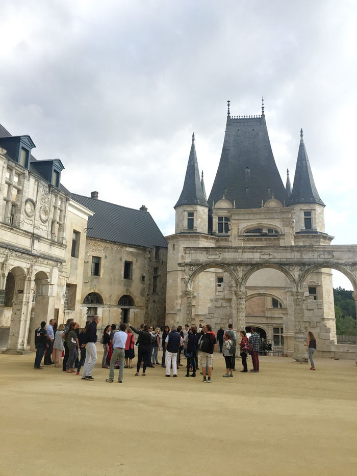 Journées du patrimoine 2019 - Visite libre du château de Gaillon