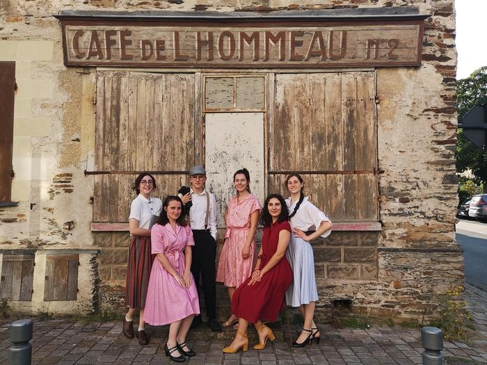 Journées du patrimoine 2020 - Chant danse et théâtre