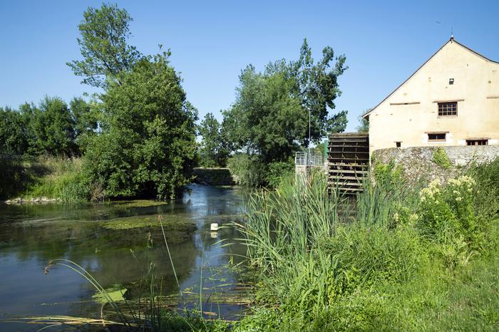 Journées du patrimoine 2020 - Moulin de la Bruère