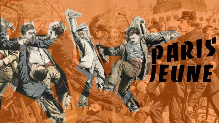 Journées du patrimoine 2019 - Visite nocturne du Paris Jeune