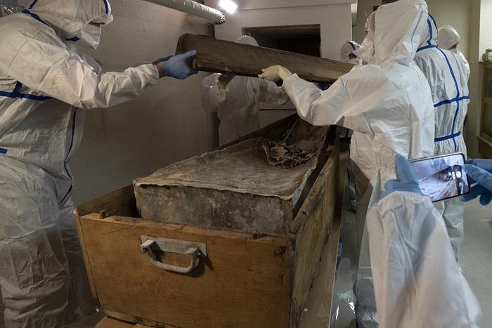 Journées du patrimoine 2020 - Annulé | Présentation - Les fouilles du tombeau présumé de Montaigne