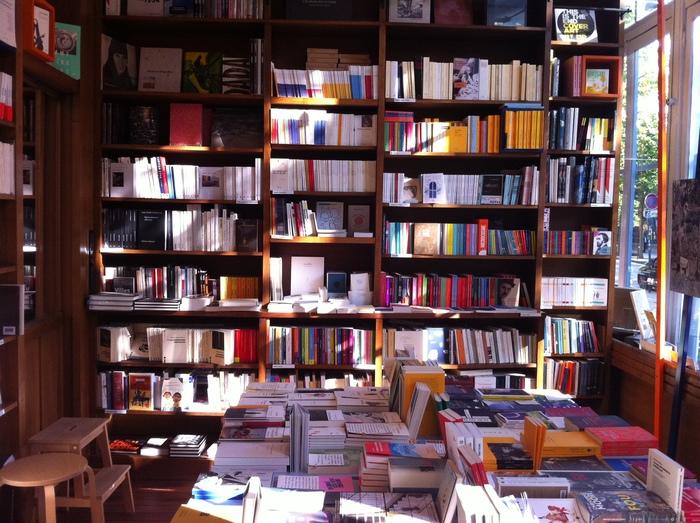 Journées du patrimoine 2020 - Rien de commun - Visite d'une librairie