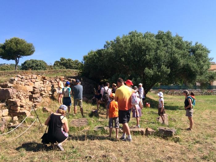 Journées du patrimoine 2019 - Olbia, une forteresse grecque