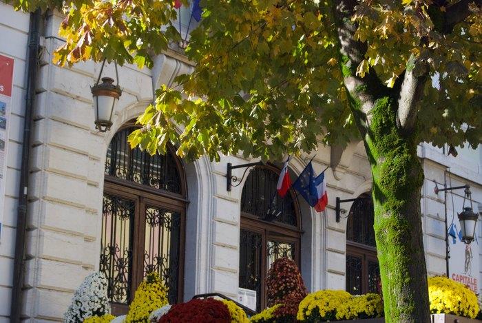 Journées du patrimoine 2020 - Visite de la Mairie