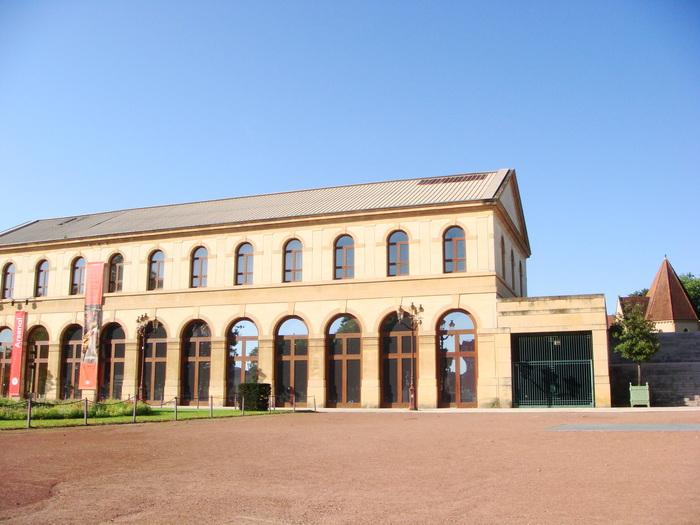 Journées du patrimoine 2020 - Visite libre de l'Arsenal - La Cité Musicale