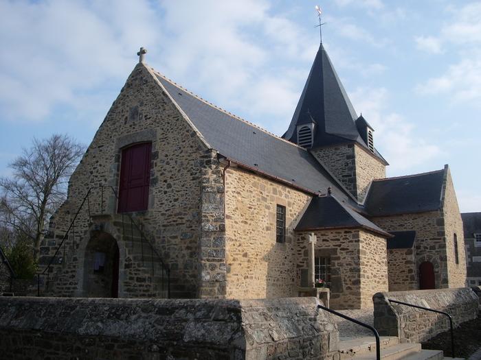 Journées du patrimoine 2020 - Visite libre et visite guidée de l'Eglise Saint-Laurent, à Langrolay sur Rance