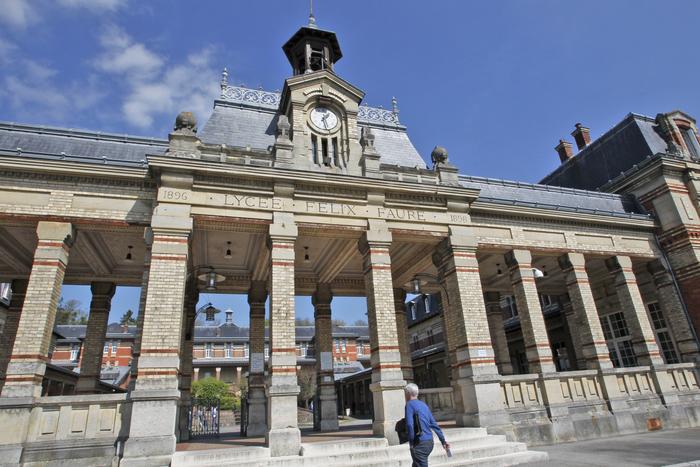 Journées du patrimoine 2019 - Visite guidée du lycée Félix-Faure