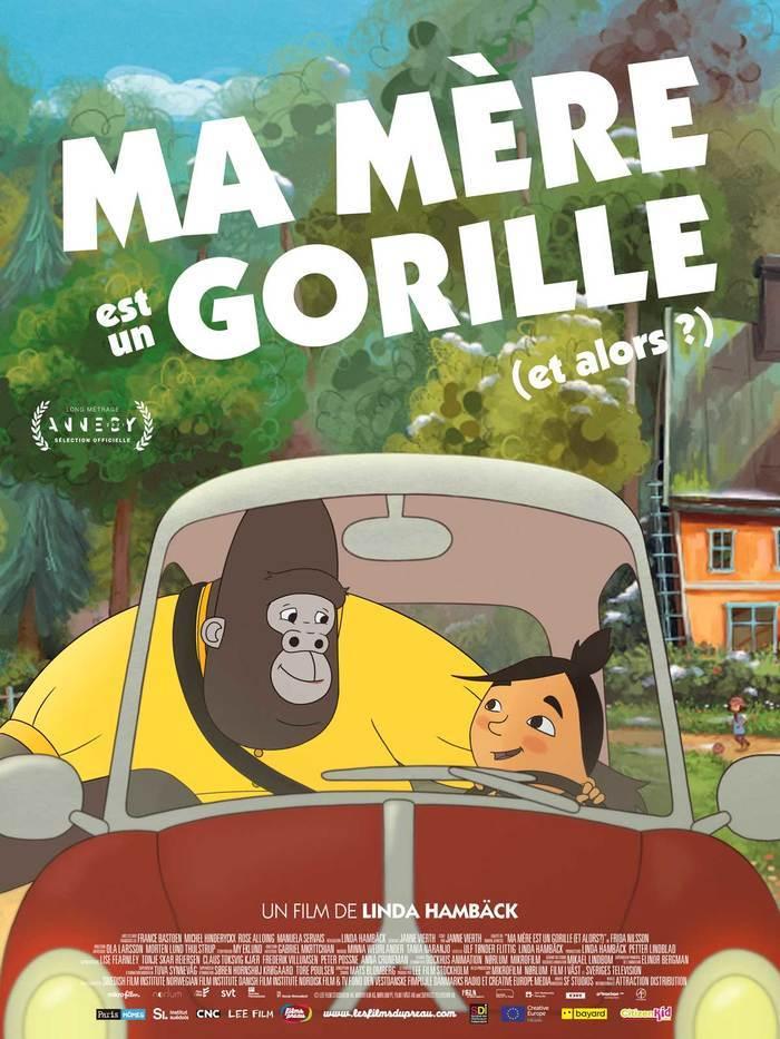 Ma mère est un gorille (et alors ?)