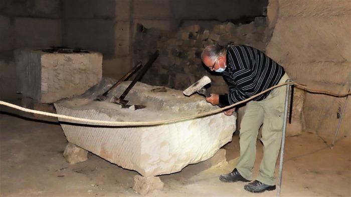 Journées du patrimoine 2020 - Découverte de la pierre de Savonnières par l'association «Les Amis de la Pierre»