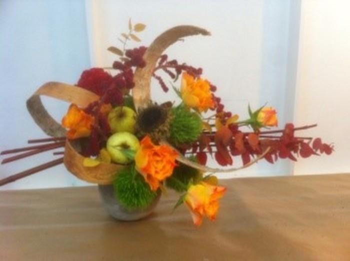 Journées du patrimoine 2020 - Atelier adulte d'art floral
