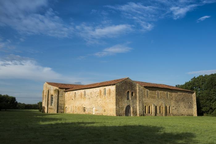 Journées du patrimoine 2020 - Visite libre du Prieuré de Grammont