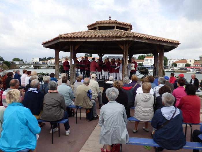 Journées du patrimoine 2019 - Hope la Vie : chants marins