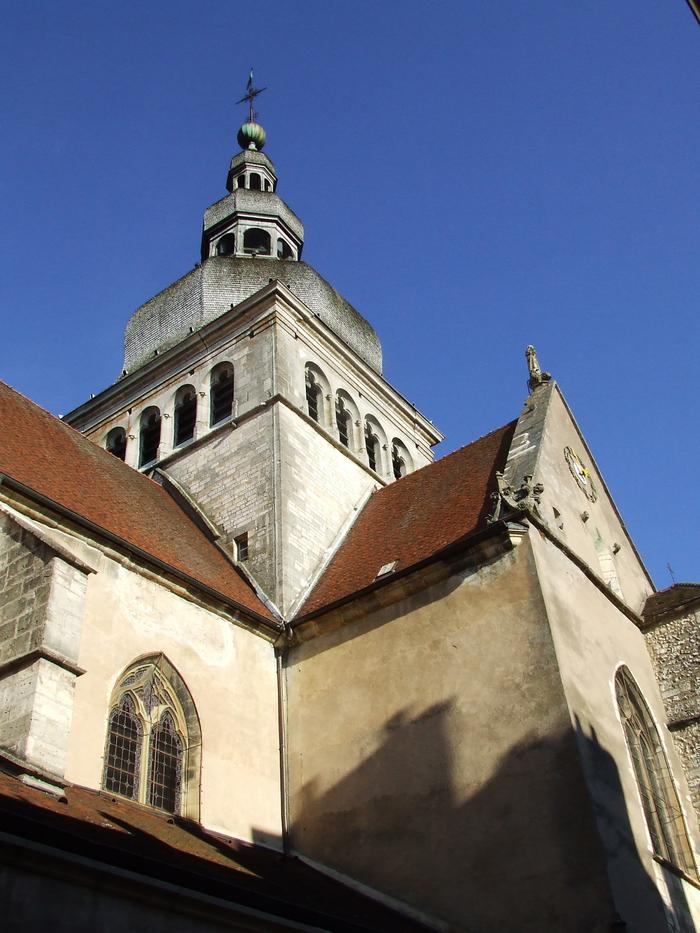 Journées du patrimoine 2019 - Basilique Notre-Dame de Gray