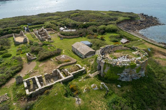 Journées du patrimoine 2020 - Le fort Cézon et ses gardiennes