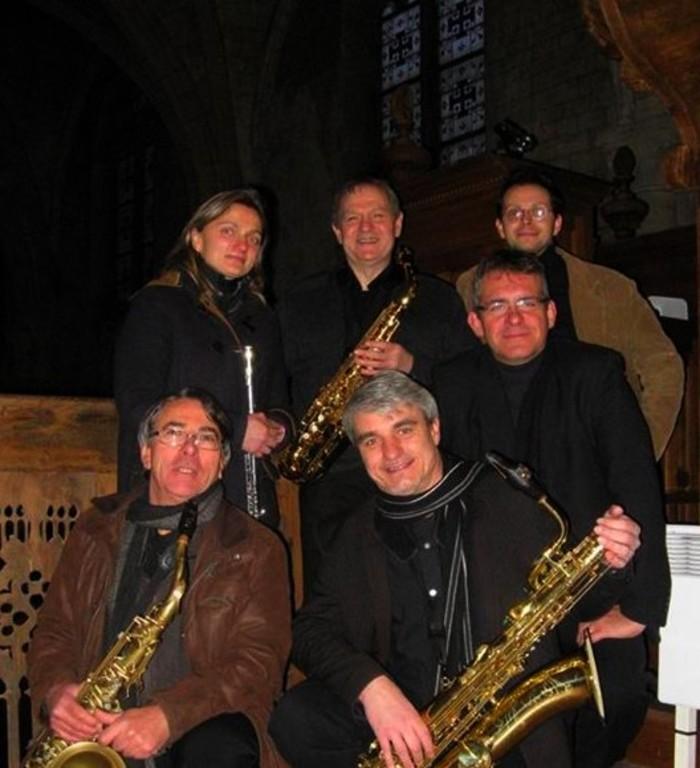 Journées du patrimoine 2020 - Concert orgue et saxophones