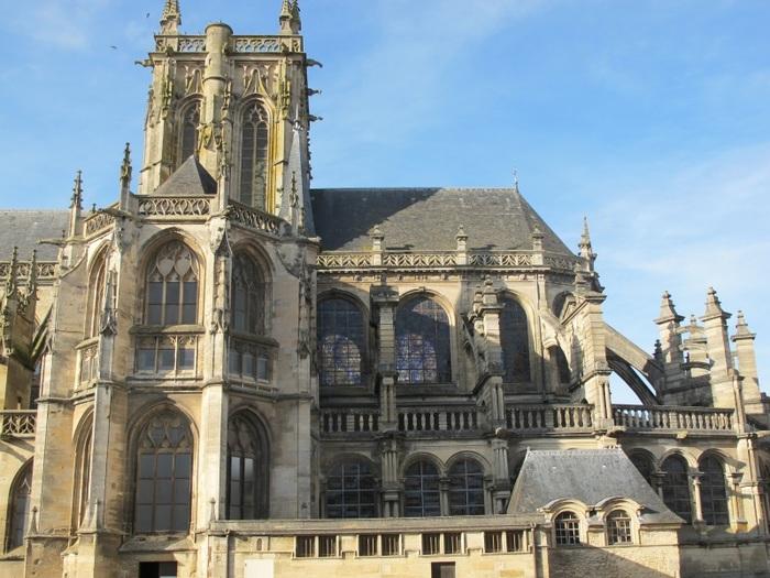 Journées du patrimoine 2020 - Visite libre de l'église Saint-Germain d'Argentan