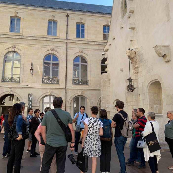 Journées du patrimoine 2020 - Comprendre l'histoire Climats à Dijon en 4 lieux