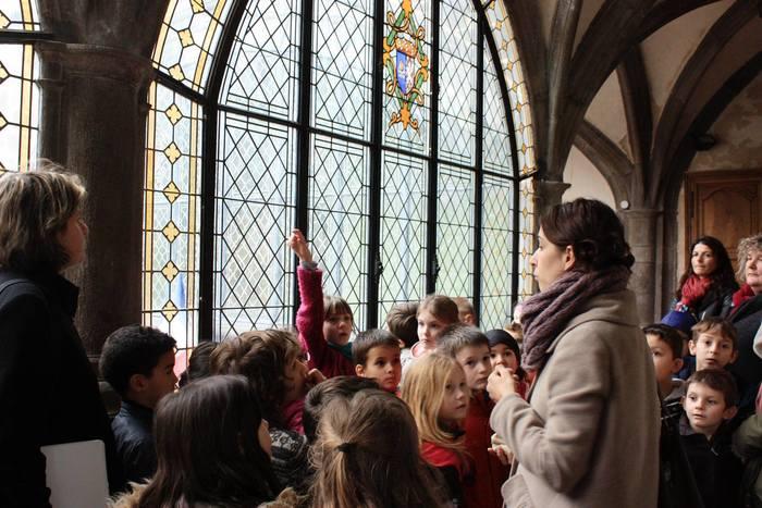 Journées du patrimoine 2020 - Visite pour les scolaires : Qu'est-ce que le patrimoine ?