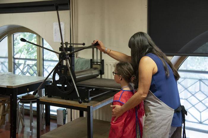 Journées du patrimoine 2020 - Annulé | L'estampe : atelier de gravure et d'impression