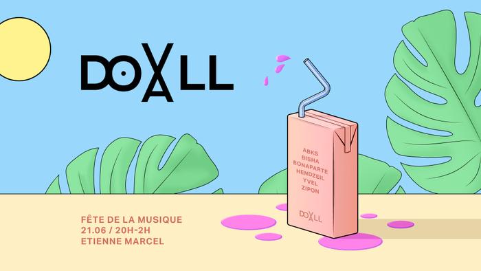Fête de la musique 2019 - Doxall