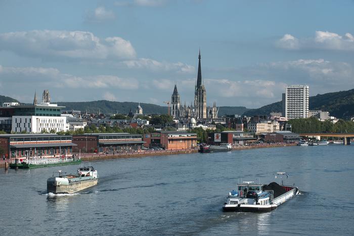 Journées du patrimoine 2020 - Visite guidée du Port de Rouen en bateau