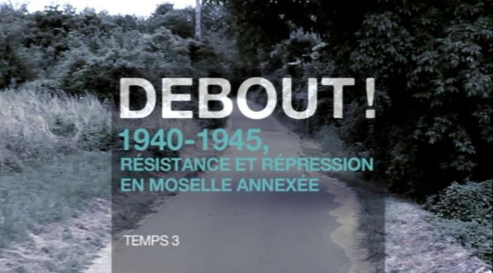 Journées du patrimoine 2020 - Projection de témoignages de prisonniers du camp spécial nazi