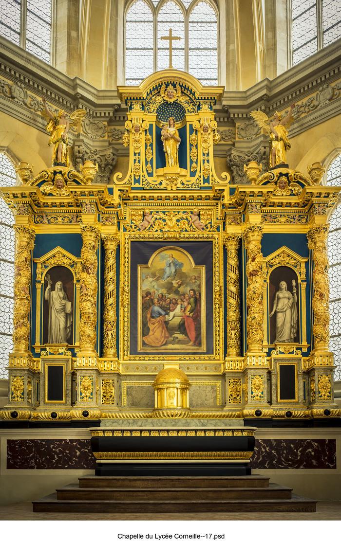 Journées du patrimoine 2019 - Visite guidée de La Chapelle Corneille