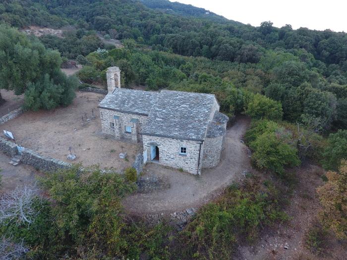Journées du patrimoine 2019 - Visites commentées de la Chapelle Sainte Christine 20221- Valle di Campoloro