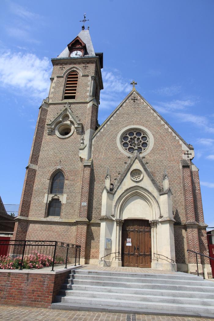 Journées du patrimoine 2020 - Eglise de Longpré : visite guidée