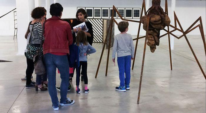 Journées du patrimoine 2019 - Visite commentée des expositions