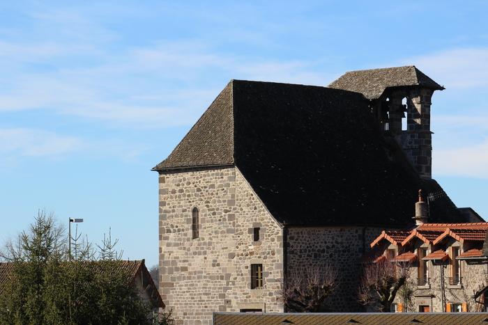 Journées du patrimoine 2020 - Visite guidée Eglise Saint Bonnet