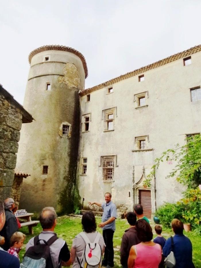 Journées du patrimoine 2020 - Visite commentée du Château du Hautvillard