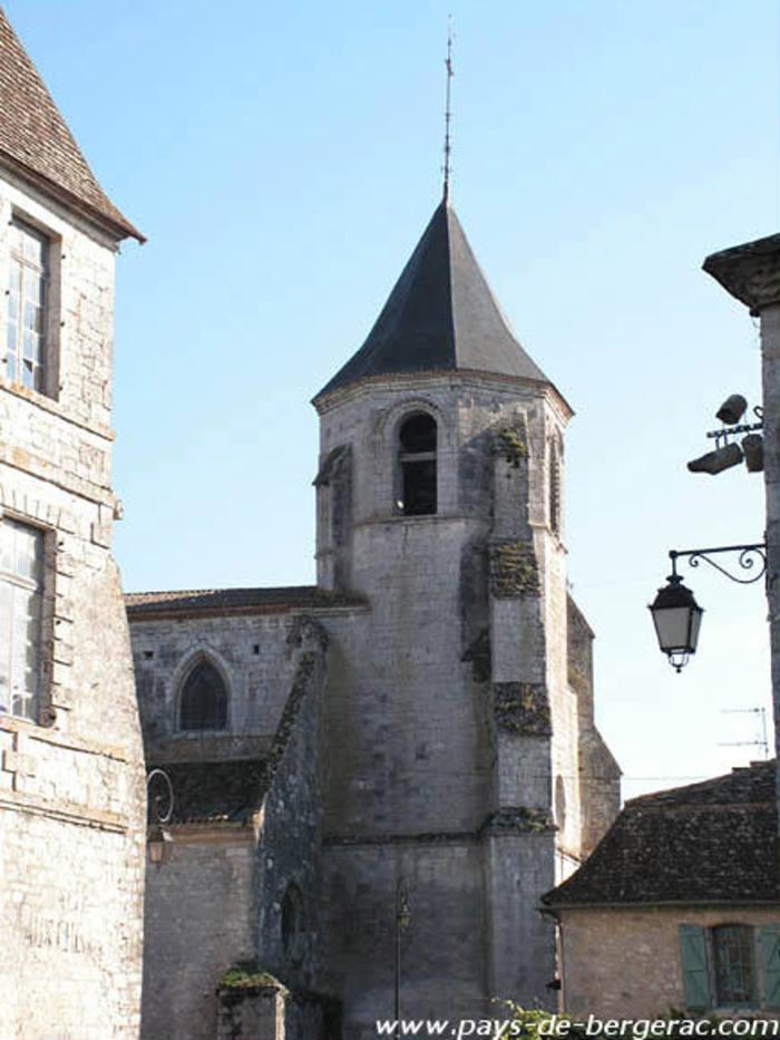 Journées du patrimoine 2020 - Visite de l'église d'Issigeac