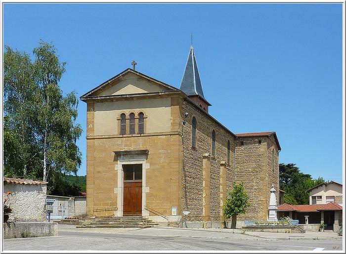 Journées du patrimoine 2020 - Visite de l'église de la Transfiguration