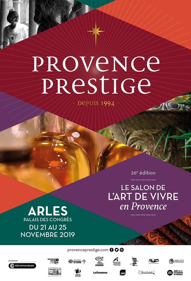 26e édition du salon de l'art de vivre en Provence
