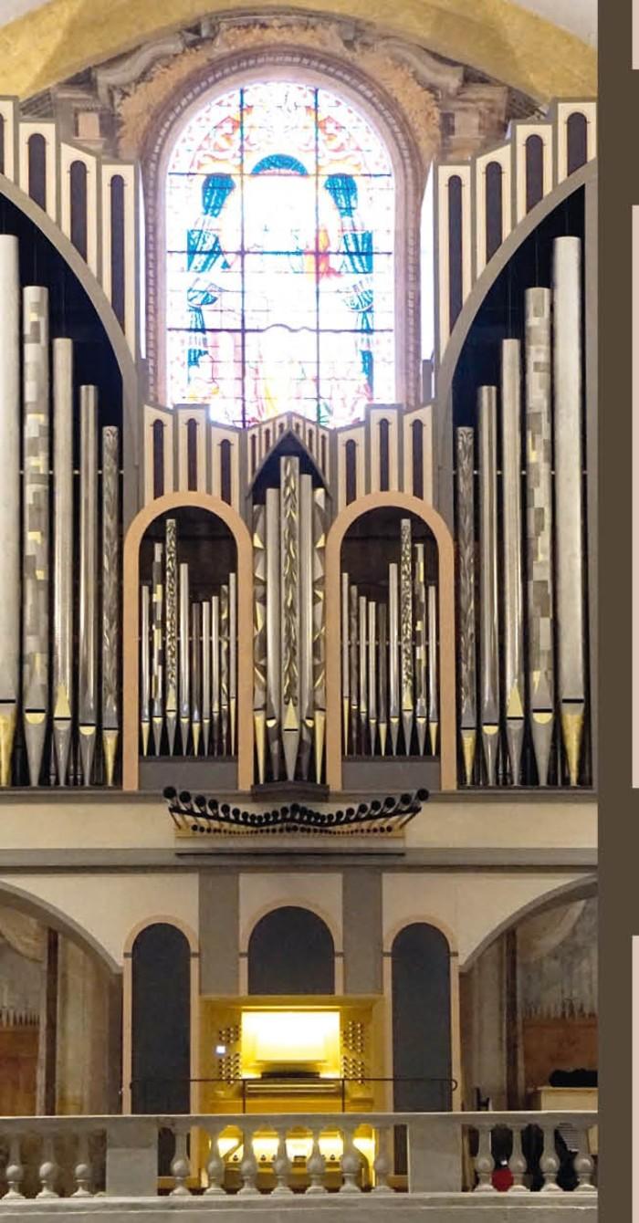 Journées du patrimoine 2019 - Concert d'orgue à la Cathédrale par Jean-Baptiste Dieval